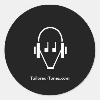 Tailored Tunes sticker