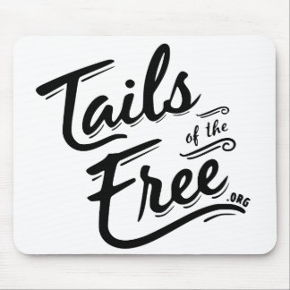Tails of the Free light Mouse Pad