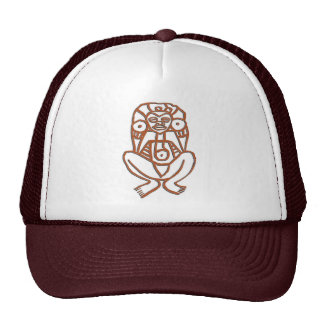 Taino Atabey goddess Hat