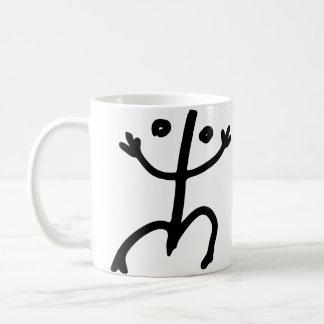 Taino coqui tree frog coffee mug