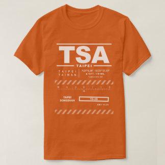 Taipei Songshan Airport TSA T-Shirt