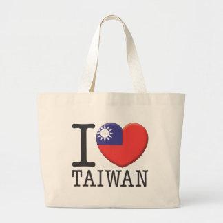 Taiwan Tote Bags