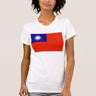 taiwan country flag china province symbol T-Shirt