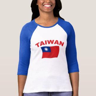 Taiwan Flag 3 T-Shirt