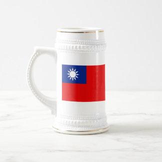 Taiwan Flag ~ Map Mug