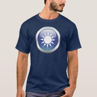 "Taiwan Flag ""Orb"" T-Shirt"