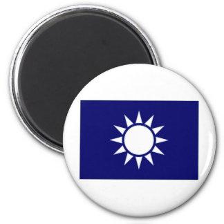 Taiwan Naval Jack Magnets