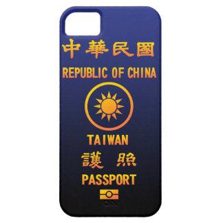 Taiwan Passport iPhone 5 Cases