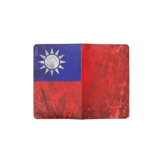 Taiwan Pocket Moleskine Notebook