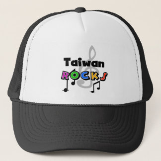 Taiwan  Rocks Trucker Hat