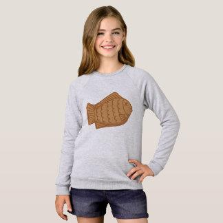 Taiyaki Japanese Fish-Shaped Cake Festival Food Sweatshirt