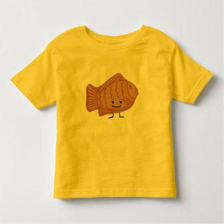 Taiyaki Japanese Fish-Shaped Cake Festival Food Toddler T-Shirt