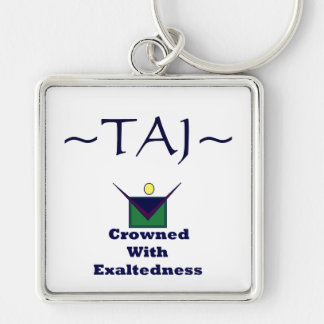 Taj Keychain