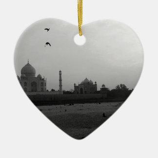 Taj Mahal 5 Christmas Ornament