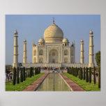 Taj Mahal, a mausoleum located in Agra, India, 2 Poster
