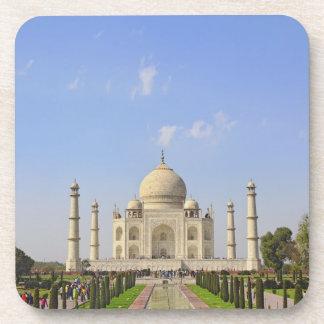 Taj Mahal, a mausoleum located in Agra, India, Coaster