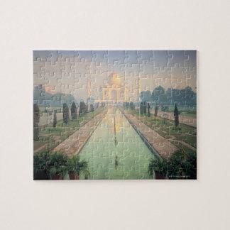 Taj Mahal, Agra, India 2 Jigsaw Puzzle