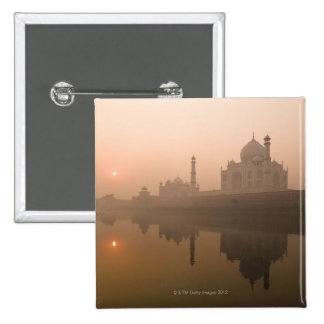 Taj Mahal, Agra, India Buttons