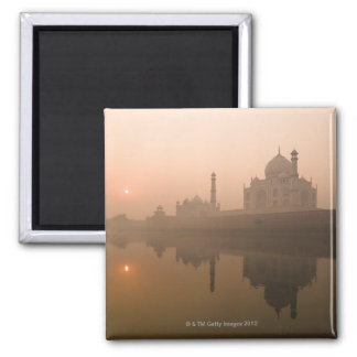 Taj Mahal, Agra, India Refrigerator Magnet