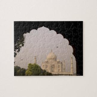 Taj Mahal, Agra, Uttar Pradesh, India 2 Jigsaw Puzzle