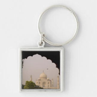 Taj Mahal, Agra, Uttar Pradesh, India 2 Key Ring