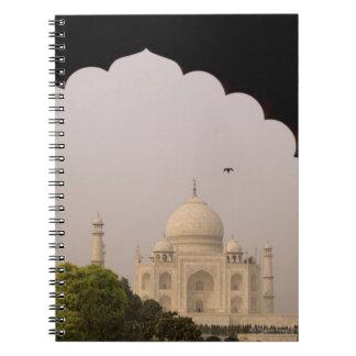 Taj Mahal, Agra, Uttar Pradesh, India 2 Notebooks