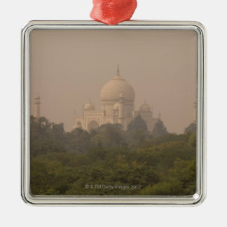 Taj Mahal, Agra, Uttar Pradesh, India 4 Christmas Ornament