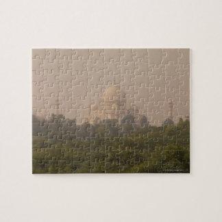 Taj Mahal, Agra, Uttar Pradesh, India 4 Jigsaw Puzzle