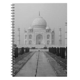Taj Mahal, Agra, Uttar Pradesh, India 5 Notebook