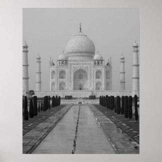 Taj Mahal, Agra, Uttar Pradesh, India 5 Poster