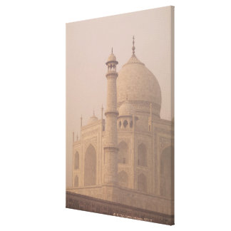Taj Mahal, Agra, Uttar Pradesh, India 6 Canvas Print