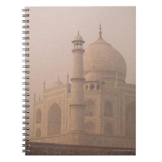 Taj Mahal, Agra, Uttar Pradesh, India 6 Notebook