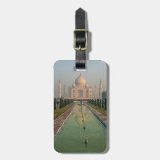 Taj Mahal, Agra, Uttar Pradesh, India Bag Tag