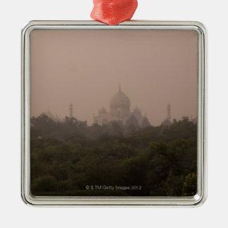 Taj Mahal, Agra, Uttar Pradesh, India Christmas Ornament
