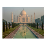 Taj Mahal, Agra, Uttar Pradesh, India Postcards