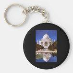 Taj Mahal Art Keychains