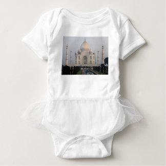Taj Mahal Baby Bodysuit