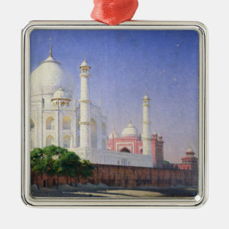 Taj Mahal Christmas Ornament