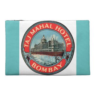 Taj Mahal Hotel India Travel Accessory Bag