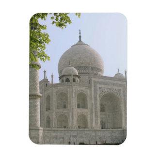 Taj Mahal, India Rectangular Photo Magnet