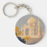 Taj Mahal Key Fob