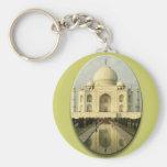Taj Mahal Keychains