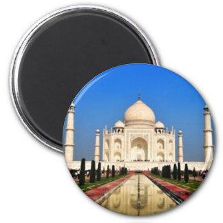 Taj Mahal Refrigerator Magnet