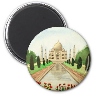 Taj Mahal Refrigerator Magnets