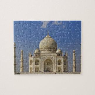 Taj Mahal mausoleum / Agra, India Jigsaw Puzzle