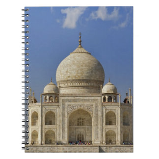 Taj Mahal mausoleum / Agra, India Notebook