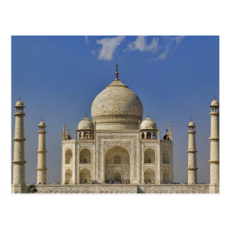 Taj Mahal mausoleum / Agra, India Postcard