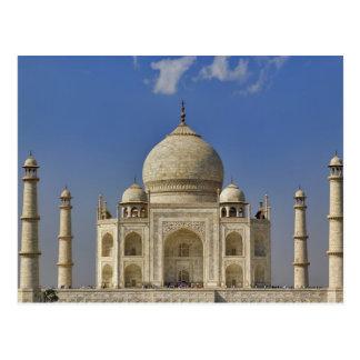 Taj Mahal mausoleum / Agra, India Postcards
