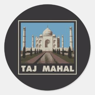 Taj Mahal Stickers