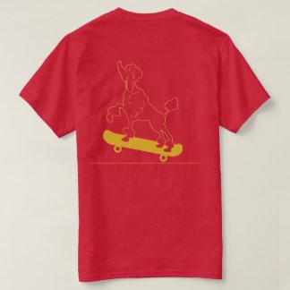 taj - Poodle Push T-Shirt